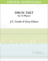 Drum Takt - J.C. Combs [DIGITAL]