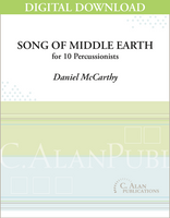 Song of Middle Earth - Daniel McCarthy [DIGITAL SCORE]