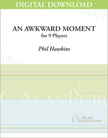 An Awkward Moment - Phil Hawkins [DIGITAL SCORE]