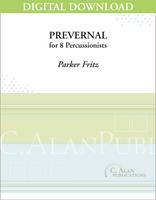 Prevernal - Parker Fritz [DIGITAL SCORE]