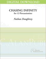 Chasing Infinity - Nathan Daughtrey [DIGITAL SCORE]