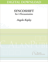 SyncoShift - Angela Kepley [DIGITAL SCORE]