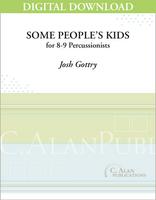 Some People's Kids - Josh Gottry [DIGITAL]