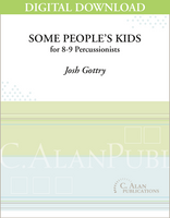 Some People's Kids - Josh Gottry [DIGITAL SCORE]