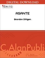 Asante - Brandon Dittgen [DIGITAL]