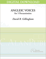Angelic Voices - David Gillingham [DIGITAL SCORE]