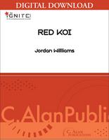 Red Koi - Jordan Williams [DIGITAL SCORE]