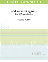 and we meet again... - Angela Kepley [DIGITAL]