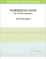 Norrskens Dans - Jacob Remington [DIGITAL SCORE]