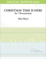 Christmas Time Is Here - Matt Moore [DIGITAL]
