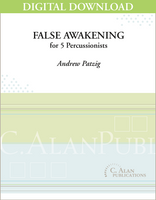 False Awakening - Andrew Patzig [DIGITAL]