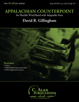 Appalachian Counterpoint (4-Part Flex Band Gr. 4.5)