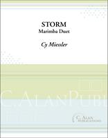 Storm (Marimba Duet)
