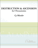 Destruction & Ascension (Perc Ens 9)
