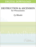 Destruction & Ascension - Cy Miessler [DIGITAL SET]