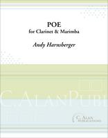 Poe (Duet for Clarinet & Marimba)