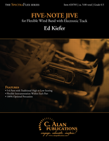 Five-Note Jive (5-Part Flex Band + Track Gr. 0.5)