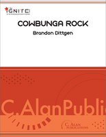 Cowabunga Rock (Perc Ens 5-6+)