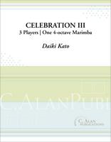 Celebration III (Marimba Trio)