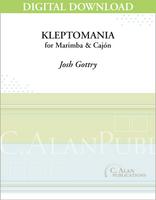 Kleptomania - Josh Gottry [DIGITAL]