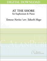 At the Shore - arr. Takashi Haga [DIGITAL]
