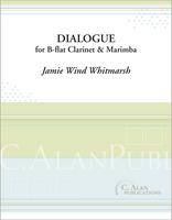 Dialogue (Duet for B-flat Clarinet & Marimba)