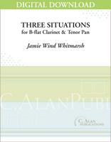 Three Situations - Jamie Wind Whitmarsh [DIGITAL]