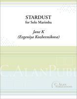 Stardust (Solo 4.3-octave Marimba)