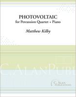 Photovoltaic (Percussion Quartet + Piano)