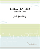 Like a Feather (Duet for 2 Marimbas)