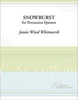 Snowburst (Percussion Quintet)