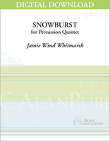 Snowburst - Jamie Whitmarsh [DIGITAL]