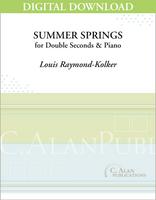 Summer Springs - Louis Raymond-Kolker [DIGITAL]