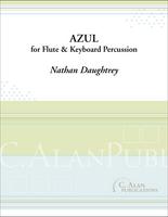 Azul (flute & percussion duet)