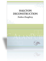 Halcyon Deconstruction (Solo Marimba & Electronics)