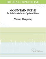 Mountain Paths - Nathan Daughtrey [DIGITAL]