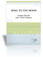 Song to the Moon (Dvorak) (Perc Ens 8)