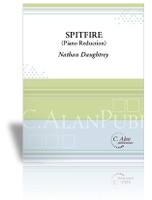 Spitfire (piano reduction)