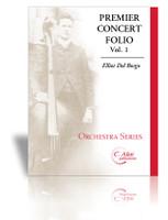 Premiere Concert Folio, Vol. 1 (String Orchestra Gr. 0.5)