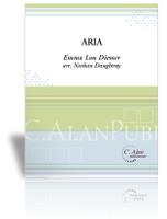 Aria for Marimba Quartet