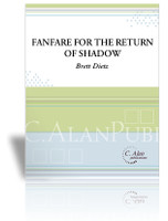 Fanfare for the Return of Shadow (Perc Ens 8)