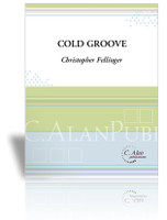 Cold Groove (Perc Ens 6)