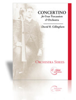 Concertino for 4 Percussion & Orchestra