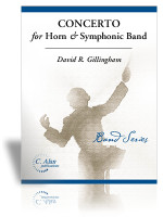 Concerto for Horn & Symphonic Band