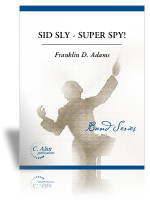 Sid Sly - Super Spy!