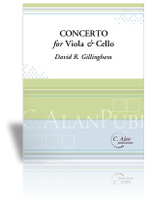Concerto for Viola & Cello (piano reduction)
