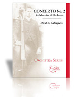 Concerto No. 2 for Marimba and Orchestra
