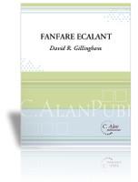 Fanfare Ecalant (Trumpet Trio & Organ)