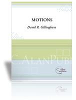 Motions for Euphonium & String Quartet