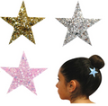 "PASTORELLI ""STARLIGHT"" coarse-grained glitter hair clip"